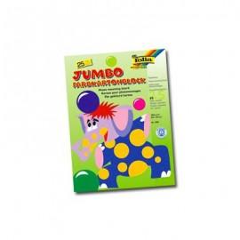 Jumbo Fotokartonblock, 300 g/m²