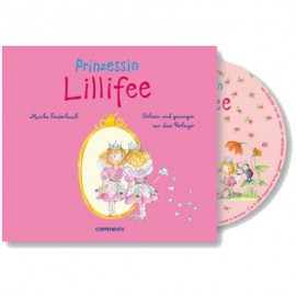Coppenrath - CD Hörbuch: Prinzessin Lillifee