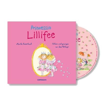 Coppenrath - CD Hörbuch: Prinzessin Lillifee