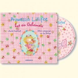 Coppenrath - CD Hörbuch: Prinzessin Lillifee hat ein Geheimnis