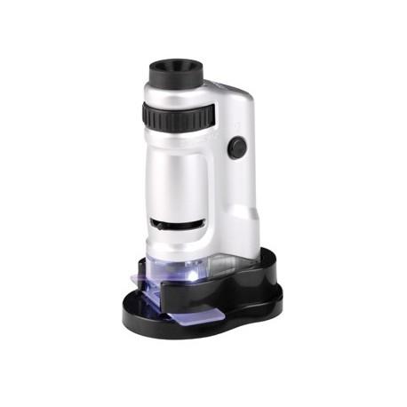 moses. - Profi Mikroskop 20-40-fache Vergrößerung