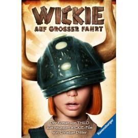 Ravensburger Buch - Taschenbuch - Wickie auf großer Fahrt