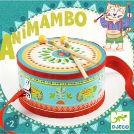 Djeco - (N) Animambo: Hand drum
