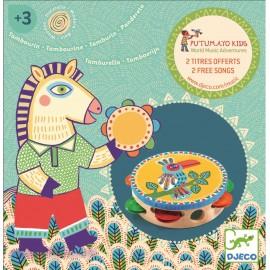 Djeco - Animambo: Tambourine