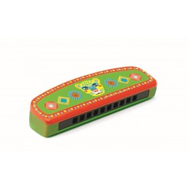 Djeco - Animambo: Harmonica  (Display 9 pieces)