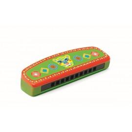 Djeco - Animambo: Harmonica  (Display 9 pieces)