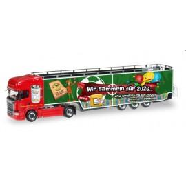 Herpa - Scania R TL Karnevalstruck 2016