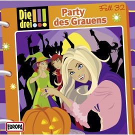 Europa - Die drei !!! CD Party des Grauens, Folge 32