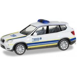 Herpa - BMW X3 THW Hattingen