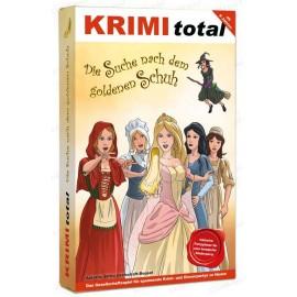 KRIMI total - Die Suche nach dem Goldenen Schuh