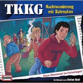 CD TKKG: Nachtwanderung mit Schrecken, Folge 175