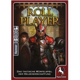 Pegasus Spiele - Roll Player, deutsche Ausgabe