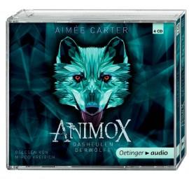 Oetinger - Animox - Das Heulen der Wölfe CD
