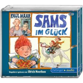 Oetinger - Sams im Glück 4 CD Ungekürzte Lesung