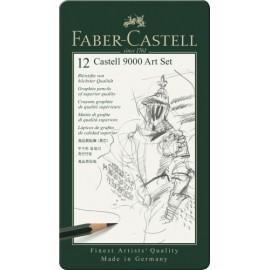Bleistift CASTELL 9000 12er A
