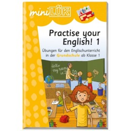 miniLÜK - Practise your English Step 1