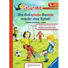Ravensburger Buch - Leserabe - Die Bolzplatz-Bande macht das Spiel!