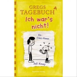 Baumhaus - Gregs Tagebuch 4: Ich war`s nicht