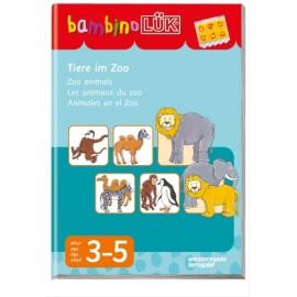 bambinoLÜK - Tiere im Zoo