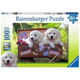 Ravensburger Puzzle - Verschnaufpause, 100 XXL-Teile