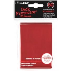 UltraPRO - Lava Red Protector, 50