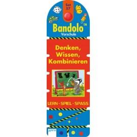 Arena Verlag - Bandolo - Set 57: Denken, Wissen, Kombinieren