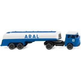 Wiking - Tanksattelzug Henschel HS 14/16 Aral