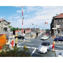 Busch Modellbahnzubehör - Asphaltstraße
