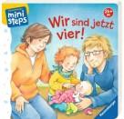 Ravensburger Spiel - ministeps - Wir sind jetzt vier