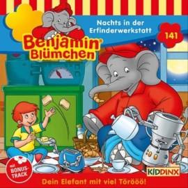 CD Benjamin Blümchen  141