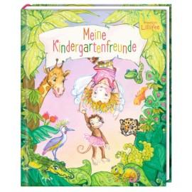 Meine Kindergartenfreunde Pr. Lillifee (Freundebuch)