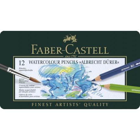 Faber-Castell AQUARELL-STIFTE 12ERAD