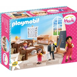 PLAYMOBIL 70256 Schulunterricht im Dörfli