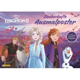 Disney Die Eiskönigin 2: Zauberhafte Ausmalposter