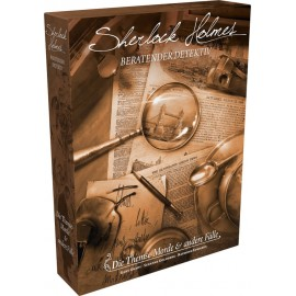 Sherlock Holmes: Themse-Morde & a. F. *BUCH* *NET*