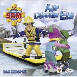 CD Feuerwehrmann Sam - Auf Dünnem Eis-Das Hörspiel