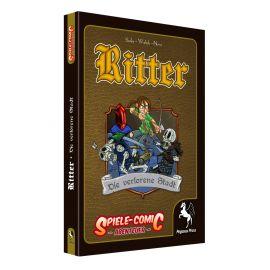 Pegasus Spiele-Comic Abenteuer: Ritter - Die verlorene Stadt (Hardcover)