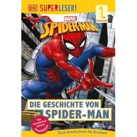 SUPERLESER! Marvel Spider-Man Die Geschi