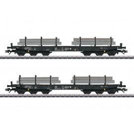 H0 Güterwagen-Set