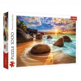 Premium Puzzle 1000 Teile - Samudra Beach