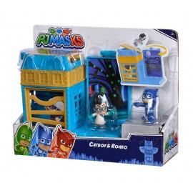 PJMASKS Mini Action Spielset Catboy