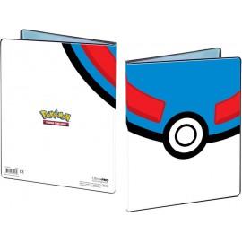 Ultra Pro Pokémon Great Ball 9-Pocket Portfolio