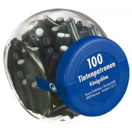Tintenpatronen 100St.im Glas