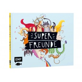Superfreunde  Das Freundebuch
