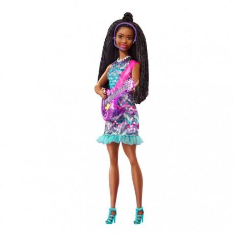 Mattel GYJ24 Barbie Big City Big Dreams Brooklyn mit Musik