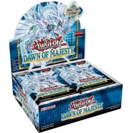Yu-Gi-Oh! Dawn of Majesty Booster