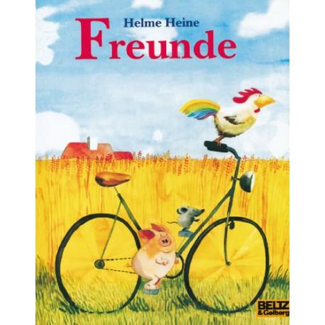 FREUNDE             HEINE