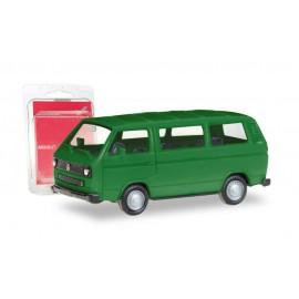 Herpa MiKi VW T3 Bus, minzgrün