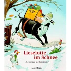 Lieselotte im Schnee Mini