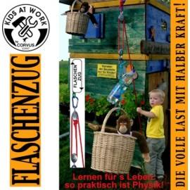 Kids at Work Flaschenzug Seil